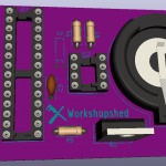 Creating a 3D model for Kicad