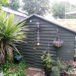 Damp proofing your shed