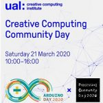 Creative Computing Day 21st March 2020