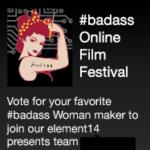 Badass Maker Women Film Festival
