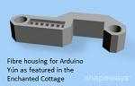 Buy Arduino Yún Fibre Housing